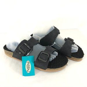 Mad Love Womens Kali Multi Strap Footbed Sandals 9